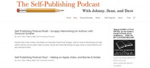 the self publishing podcast