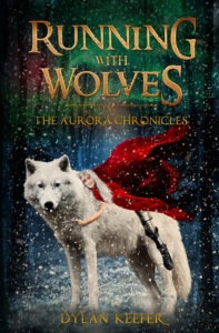 running with wolves the aurora chronicles front cover