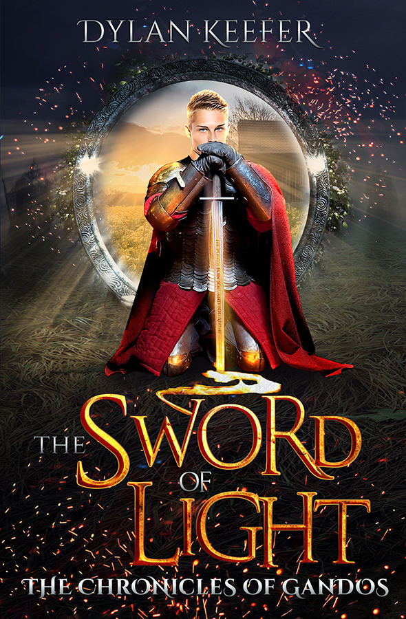 The Sword of Light The Chronicles of Gandos Front Cover