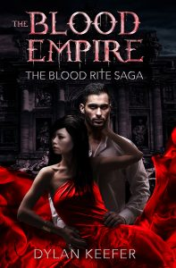 the blood empire the blood rite saga front cover